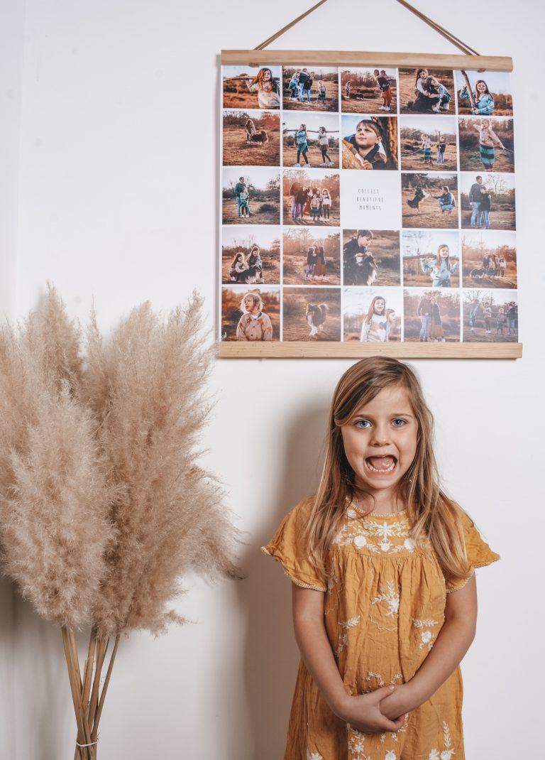 vier tips om de beste foto's van je kinderen te maken voor een fotocollage