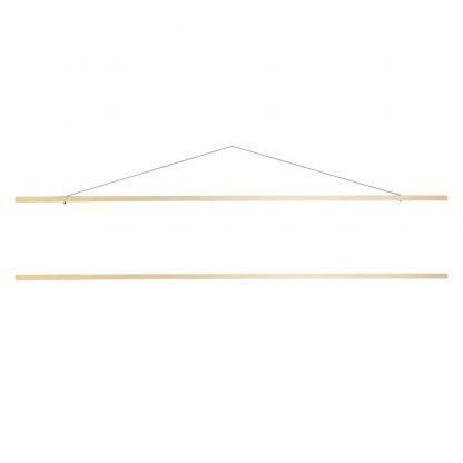 Poster hanger hout 140cm