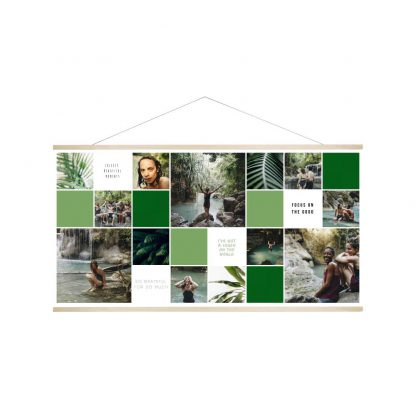 Posterhanger-hout-120cm